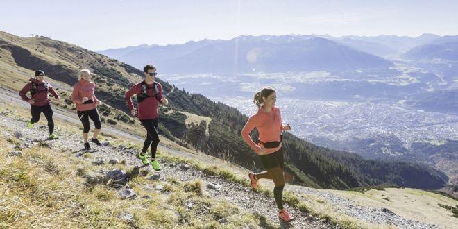 Corredores de Trail Running
