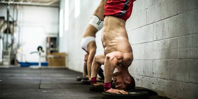 Open CrossFit 2016: 16.4