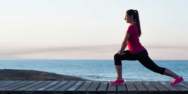 Beneficios del estiramiento para deportistas