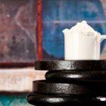 proteína durante entrenamiento