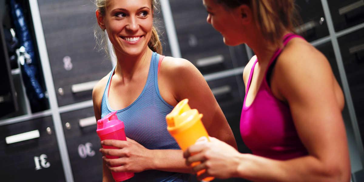 ¿Sabes cómo tomar la proteína tras el deporte?