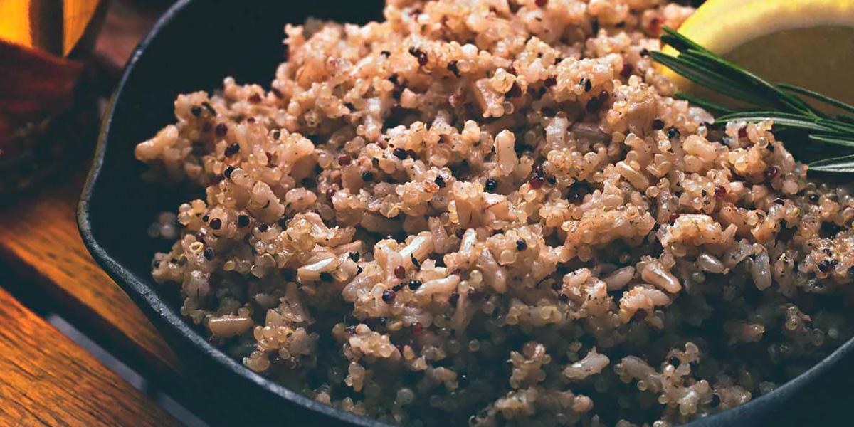 Quinoa para desayunar