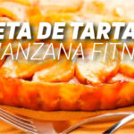 Tarta de Manzana Fitness