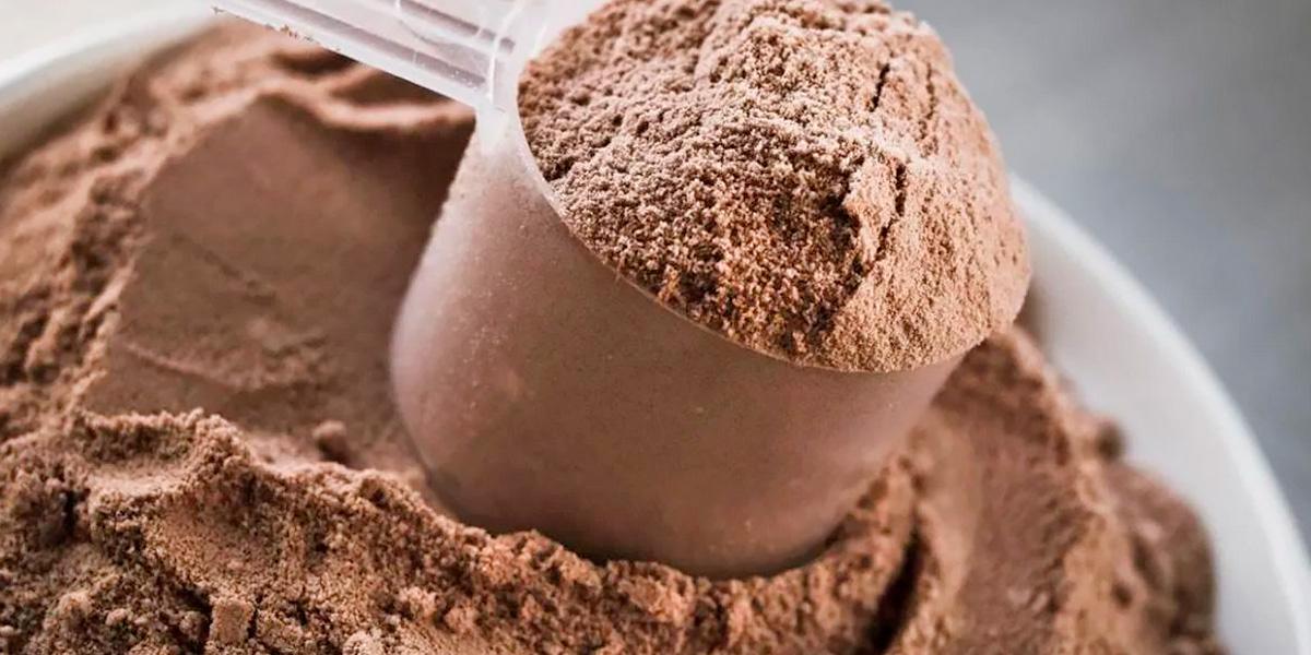 Whey Proteina para desayunar