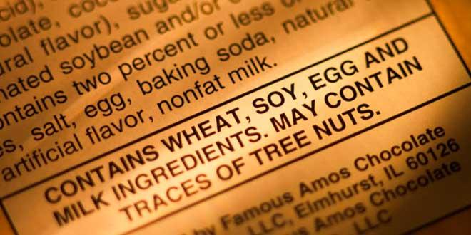 Alergias alimentarias y posible solución