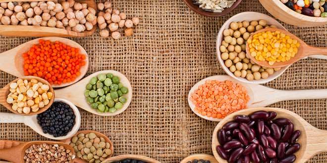 Alimentos ricos en proteínas para veganos