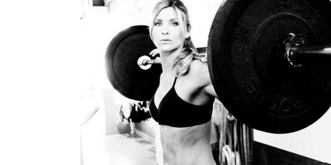 entrenamiento fuerza en mujeres