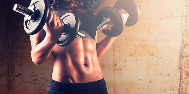 entrenando-con-pesas
