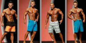 Men Physique Vs Culturismo