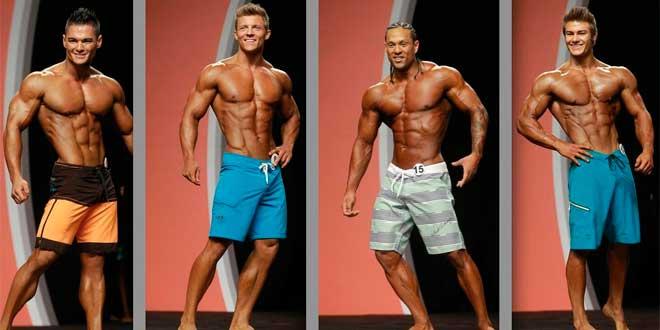 Men's physique vs culturismo