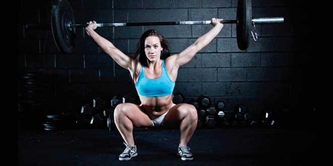 Dieta Paleo y Atleta de CrossFit: Camille Leblanc-Bazinet