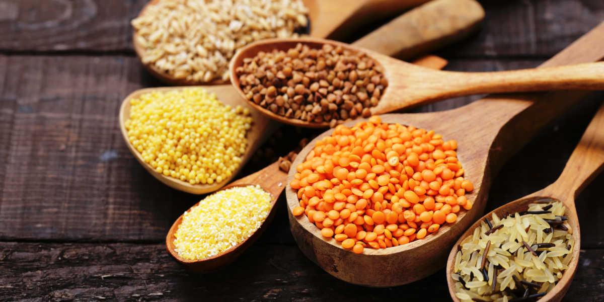 ¿Cuáles son los cereales perfectos para los vegetarianos?