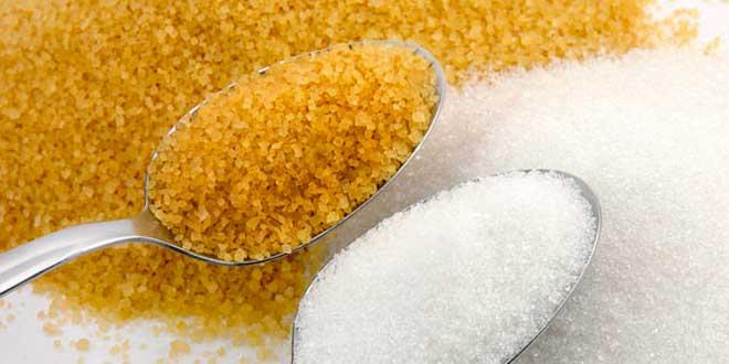 Azúcar fuente de carbohidratos