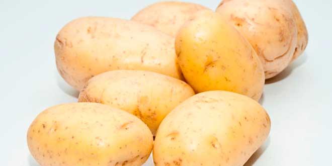 Patata fuente carbohidratos
