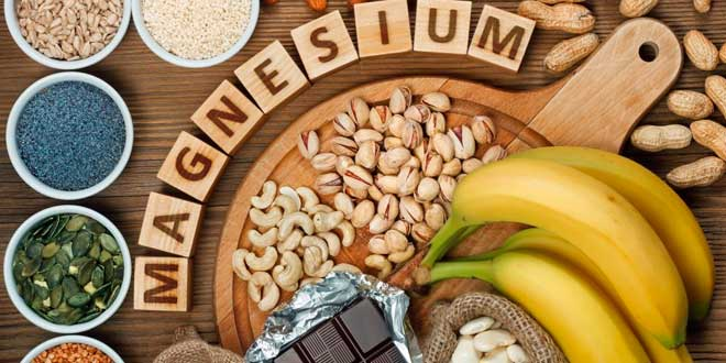 Magnésio Alimentos