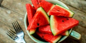 Beneficios de comer sandía