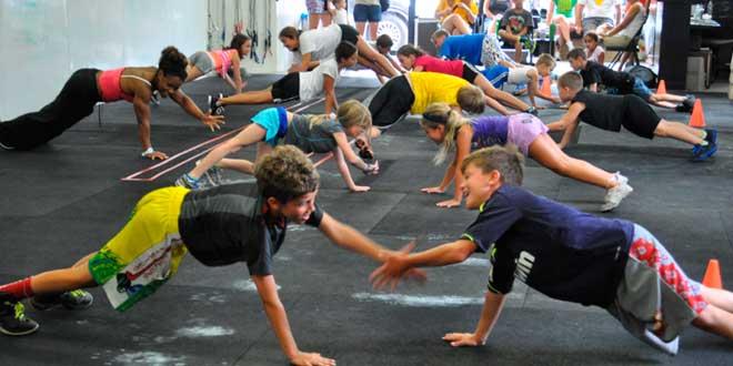 CrossFit Kids, comienza desde pequeño en el deporte