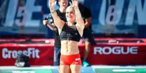 Crossfit mujer más en forma del planeta 2016