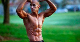dieta vegana para ganar músculo