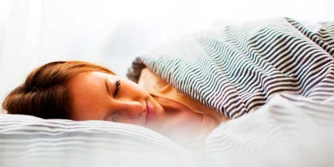 Dormir para ganar masa muscular