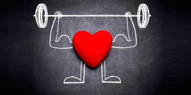 Ejercicio para mantener en forma el corazon
