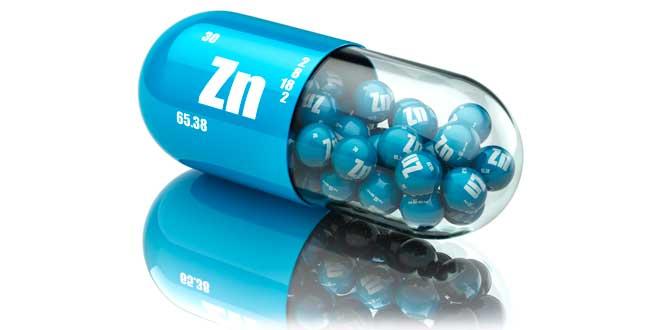 Suplementos de Zinc