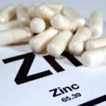 Zinc y aumento de testosterona