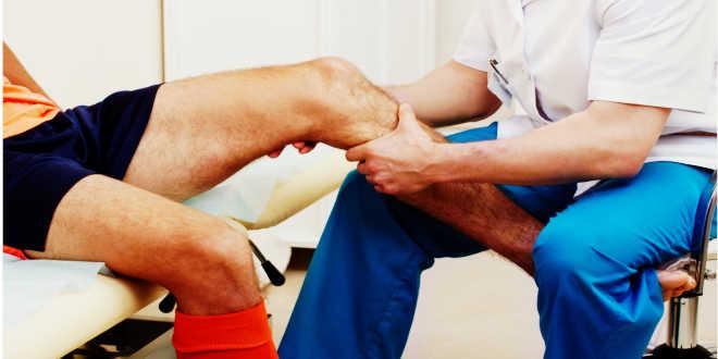Arginina lesiones deportivas