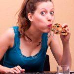 Comer más debido al estrés
