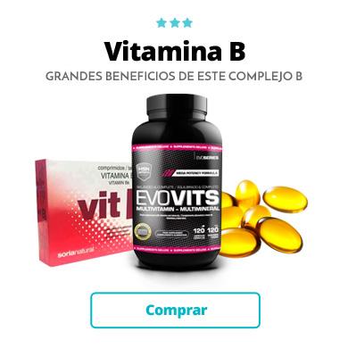 43b63dc60 Vitamina B - Beneficios