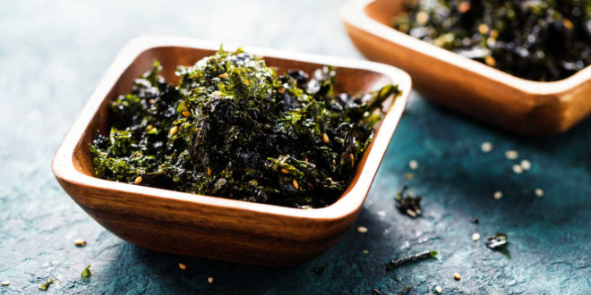 Kelp: un suplemento para tu metabolismo