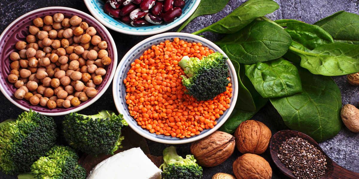 ¿Qué alimentos son ricos en proteínas?
