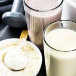 Cómo tomar la proteína