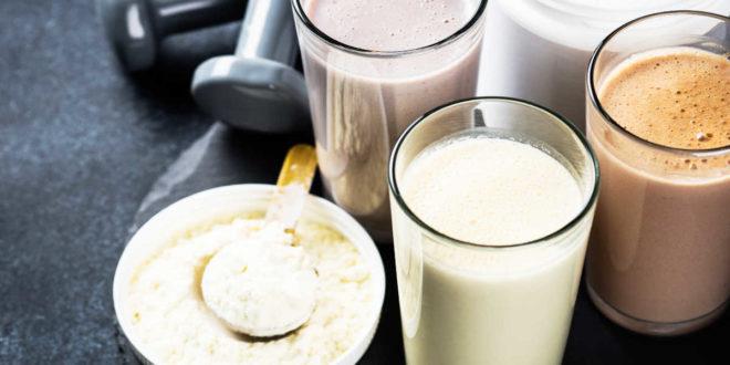 ¿Cómo tomar la proteína?