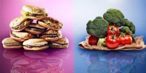 guía para dieta flexible