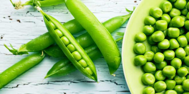 Guisantes vegetal para celiacos