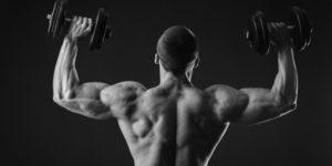 Top de ejercicios de hombros