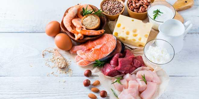 Alimentos com BCAA