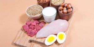 Mejores alimentos con aminoácidos