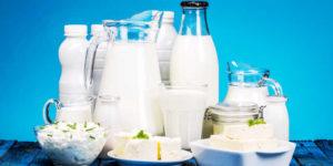 Seguir una dieta sin lácteos