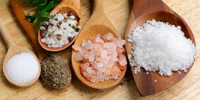 alimentos que tienen sales minerales