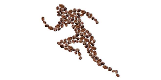 Cafeína para aumentar la resistencia