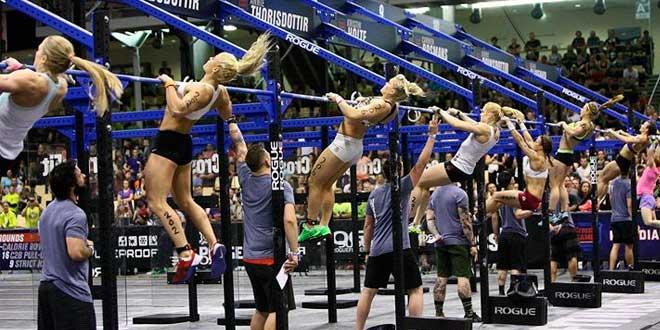 CrossFit Regionals 2017