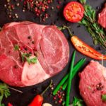 cuánta proteína tiene la carne