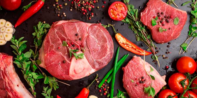 ¿Cuánta Proteína tiene la Carne de Ternera?
