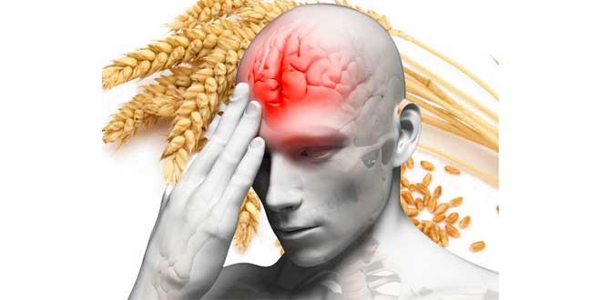 Gluten y dolores de cabeza