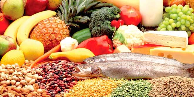 Dieta Variada evita carencias de vitaminas y minerales
