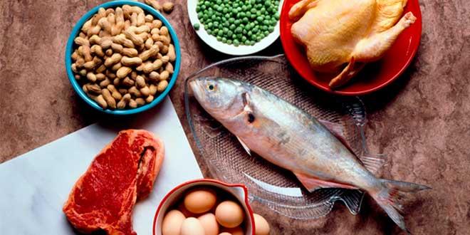 Mejores fuentes de proteínas