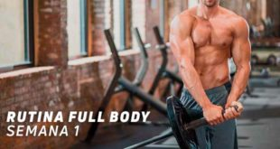 Rutina Full Body Semana 1