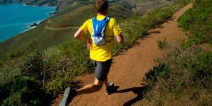 hidratarse durante la carrera
